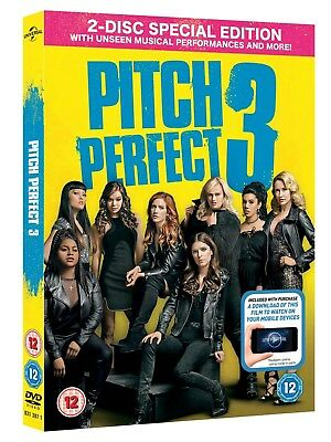 Pitch Perfect 3 [DVD]