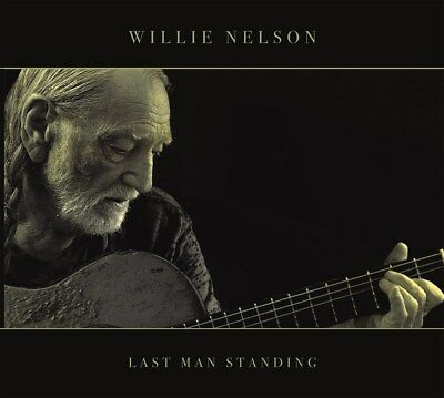 Last Man Standing - Willie Nelson (Album) [CD]