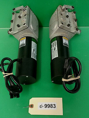 Left & Right Motors for Invacare Pronto Sure Step M51- 1162493 -1162492  #9983