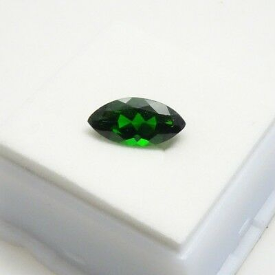 2.60ct+ Marquise Cut - Russian Chrome Diopside -14x7mm - Loose Gemstone