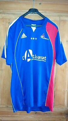 Maillot Hand Ball Equipe De France Adidas Taille Xl