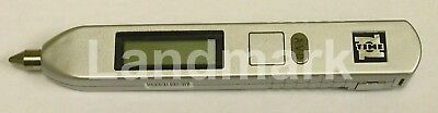 Metric Only Vel mm/s, Acc m/s2, Dis mmTIME7126TV260A Vibration Pen Meter