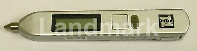 Vel mm/s, Acc m/s2, Dis mm TIME7126 TV260A Vibration Pen Meter