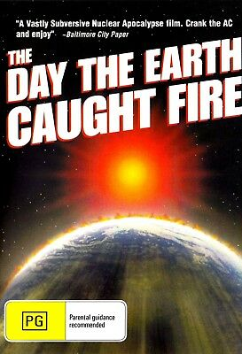 The Day the Earth Caught Fire ( Edward Judd ) - New