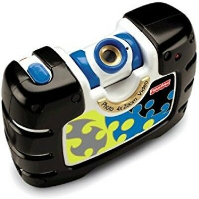 Fisher Price Kid Tough See Yourself Camera Video 4X Zoom Take Video Or 1300 Pics