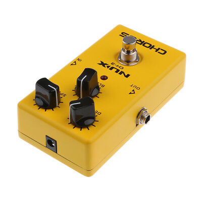 Guitar Bass Electric Analog Chorus Effect Pedal CH-3 Guitar Accessory