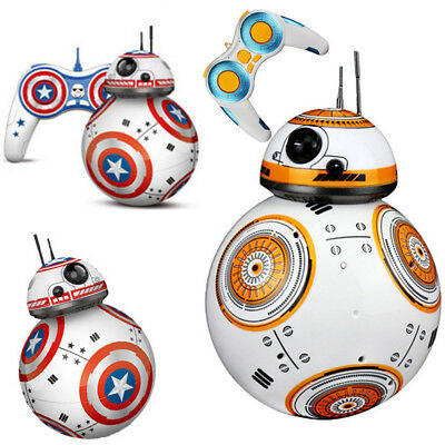 BB-8 Star Wars RC Droid Robot 2.4G Remote Control Action Figure Toy XMAS Gift