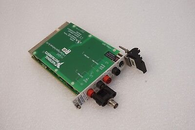National Instruments Ni Pxi-4060 Board Tested Working Free Ship