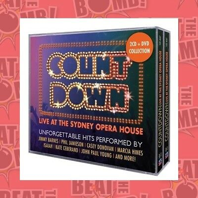 Countdown: Live at the Sydney Opera House (2 CD/DVD)  - DVD - NEW Region 4