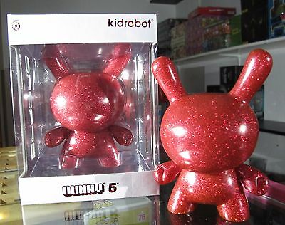 Kidrobot 5inch red Chroma Dunny