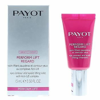 Payot Perform Lift Regard Eye Contour And Eyelid Lifting Care 15ml. NEW