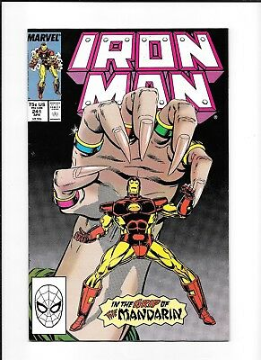 Iron Man #241 (6.5/7.0) Marvel Mandarin