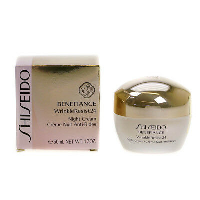 Shiseido Benefiance Wrinkleresist24 Night Cream 50ml