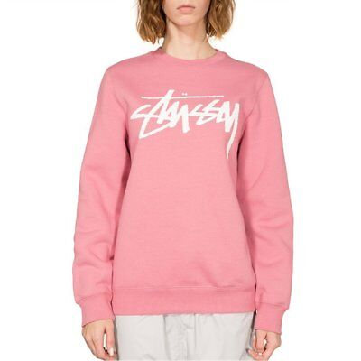 2911093-ORCH, Stussy Sweater – Old Stock pink, Women, 2018, Polycotton