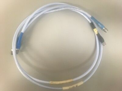 """Suhner SUCOFLEX 104 High performance Microwave Cable 26GHz 36"""" SMA"""