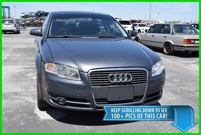 Audi A4 2.0T 4 CYL TURBO - 72K LOW MILES - FREE SHIPPING SALE A4 A5 A6 TT lexus is250 is350 acura tsx tl bmw 325i 328i 335i mercedes benz c300