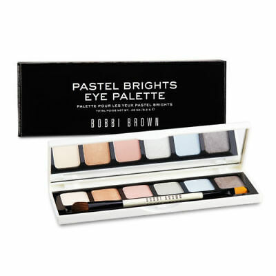 Bobbi Brown Pastel Brights Eye Palette New In Box SEALED 100% AUTHENTIC