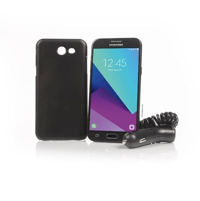 TracFone Samsung Galaxy J3 + 1 Year of Service with 1200 MIN/1200 Text/1200MB