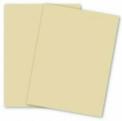 Domtar Colors - Earthchoice IVORY VB Cover - 11 x 17 Cardstock Paper - 67lb VB C