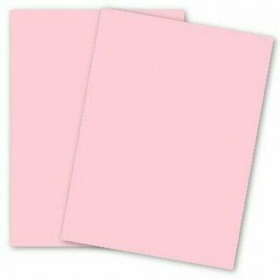 Domtar Colors - Earthchoice PINK VB Cover - 11 x 17 Cardstock Paper - 67lb VB Co