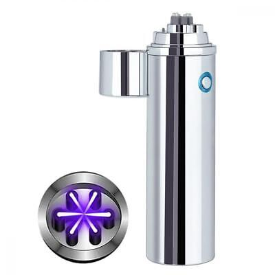 Dibikou Electronic Triple Arc Lighter Cigarette Rechargeable Flameless...