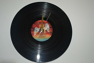 Led Zeppelin Swan Song Vinyl Record  Wall Clock lp