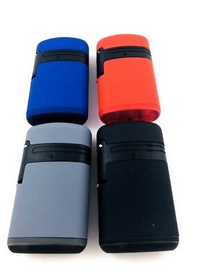 1 Eagle Double Flame Refillable Flame Jet Torch Lighter