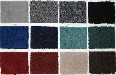 Automotive Carpet 6 ft Wide High Quality 16 oz. Car Truck Choose Color