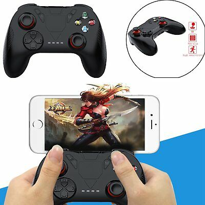 Bluetooth Wireless Gamepad Remote Game Controller B04A Joystick for PUBG Mobile