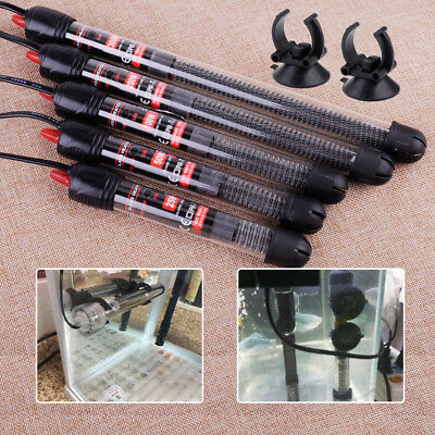 Anti-Explosion Submersible Water Heater for Aquarium Fish Tank 25 50 100 300W