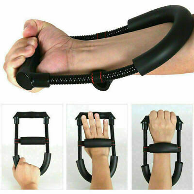 Muscle Wrist training Apparatus Spring Gripper Forearm Exerciser Fitness Gym Tra