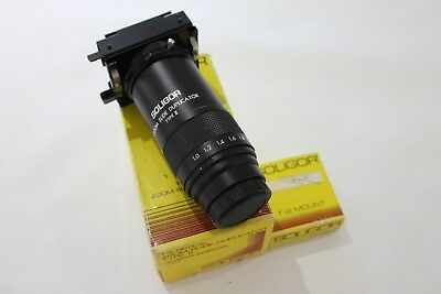 Soligor T-2 Type II Optical Zoom Slide Duplicator And T-2 Mount