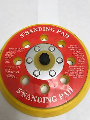 1- 5 Inch Diameter Sticky-Face Disc Pad Keen Abrasives 76092