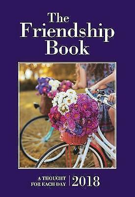 The Friendship Book 2018 (Annuals 2018) New Hardback Book FREE P&P