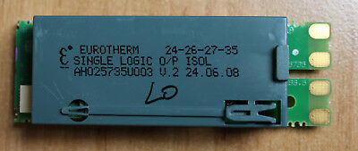 EUROTHERM isolated single logic output module type AH025735U003