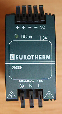 Eurotherm 2500P/1A3 - 24VDC DIN Rail Power Supply
