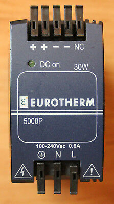 Eurotherm 5000P/1A3 - 24VDC DIN Rail Power Supply