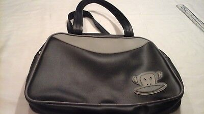 Vintage Paul Frank Julius The Monkey Handbag Black&gray