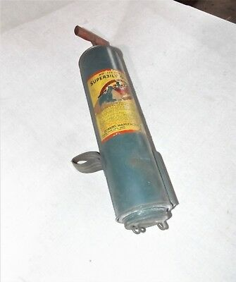 Vintage Garden Bug Sprayer, No. 132 Dobbins Superbilt Duster, N. St Paul, Minn