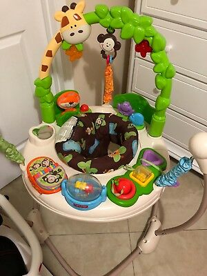 baby items ( jumper, chair, monitor)