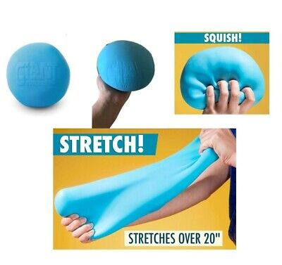 Giant Stress Ball Super Soft Squishy Squeeze Stress Ball Toy Autism Kids Adults
