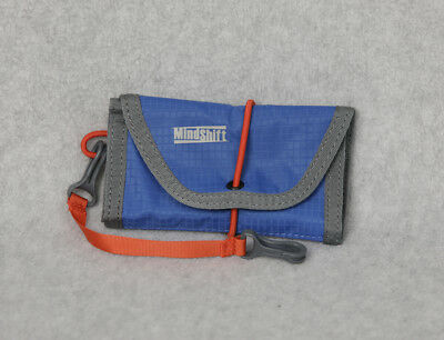 Mindshift Gear House of Cards memory card wallet for CF & SD excellent condition