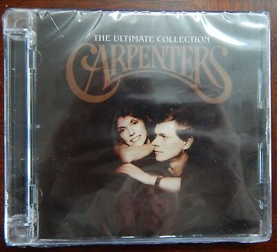Carpenters - The Ultimate Collection Malaysian Import Super Jewel Box 2 CDs NEW