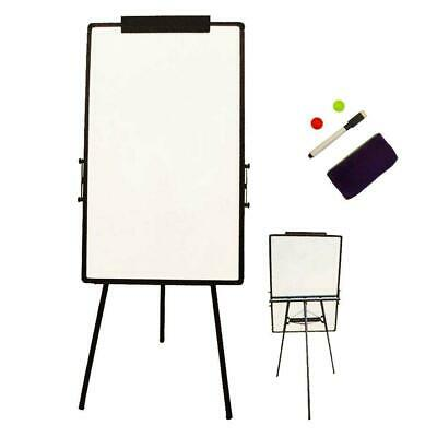 "24""x36"" Magnetic Writting Whiteboard Dry Erase w/ Height Adjustable Tripod Stand"