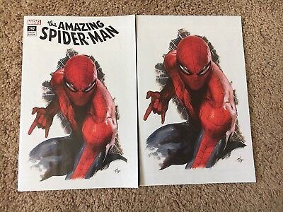 Amazing Spider-Man #797 Dell'Otto Fan Expo Exclusive NM