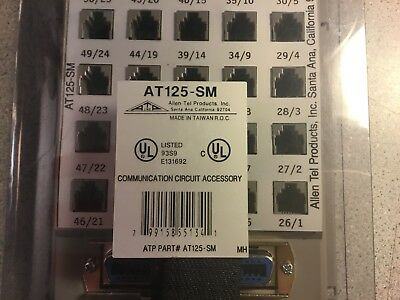Allen Tel Products At125-Sm Phone Bridging Adapter