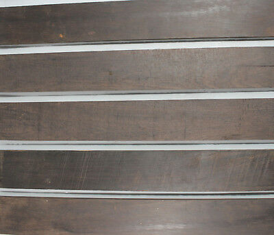 Afraca Blackwood Fretboard FOR Guitar&Bass Fingerboard,Luthier Supply-TONEWOOD