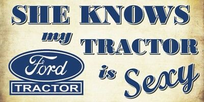 """Ford """"sexy"""" Decal"""