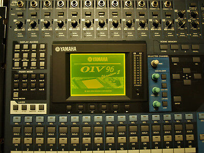 Yamaha O1V96 & Yorkville Powered PA System with LOADS of extras included