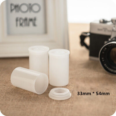 Plastic Empty Bottle White Film Cans Storage canisters Containers Box Paint Pots